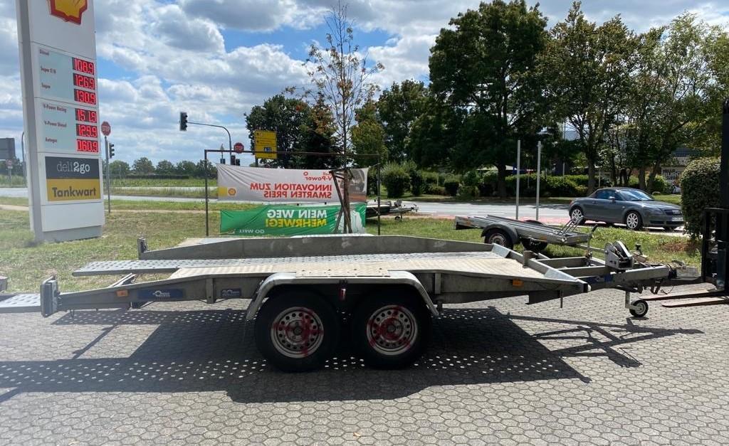 XL-Autotransporter - 4,5 m - 2,5 t