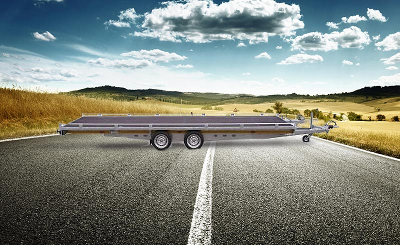 XXL Autotransportanhänger | 6,5m | 2,7t